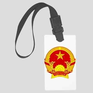 Vietnam Large Luggage Tag