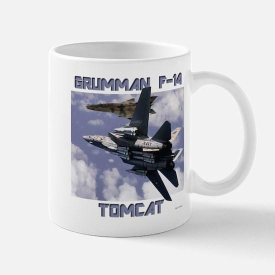 F-14 Tomcat v MiG21 Mug