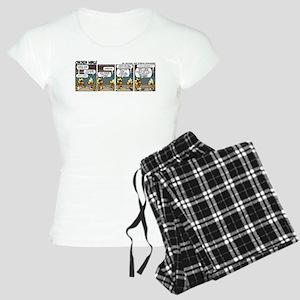 0793 - Airplane comparison Pajamas