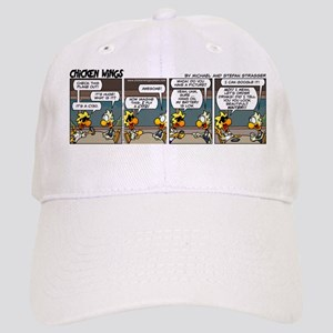 0793 - Airplane comparison Baseball Cap