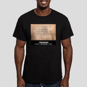 CLOJudah Ida B. Wells - Injustice T-Shirt