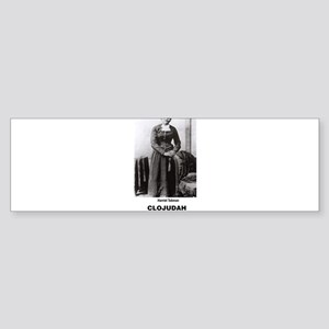 CLOJudah Harriet Tubman Bumper Sticker