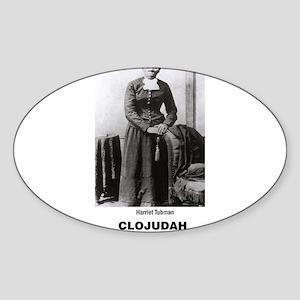 CLOJudah Harriet Tubman Sticker