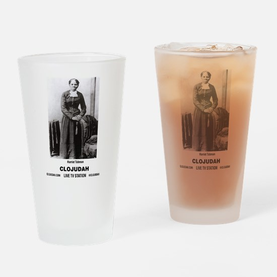 CLOJudah Harriet Tubman Drinking Glass