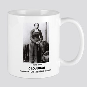 CLOJudah Harriet Tubman Mugs