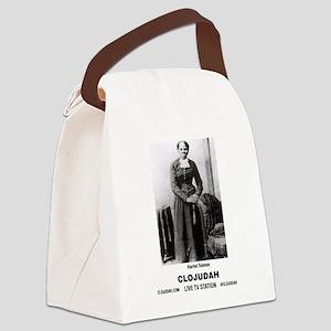 CLOJudah Harriet Tubman Canvas Lunch Bag