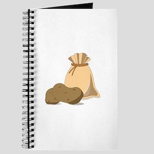 Potato Bag Journal