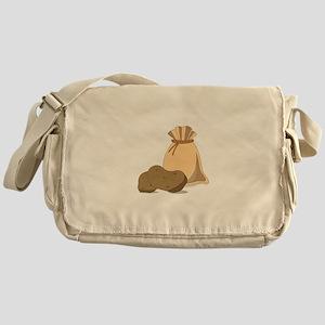 Potato Bag Messenger Bag
