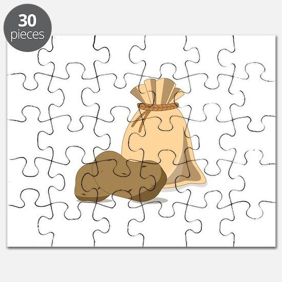 Potato Bag Puzzle