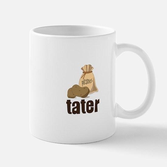 potatoes tater Mugs