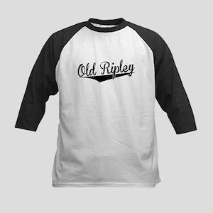 Old Ripley, Retro, Baseball Jersey