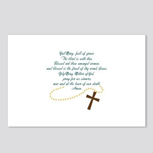 Hail Mary Postcards (Package of 8)
