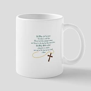 Hail Mary Mugs