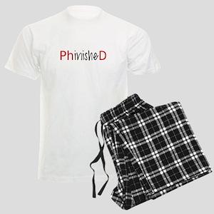 Phinished, PhD graduate Pajamas