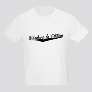 Oldenburg In Holstein, Retro, T-Shirt