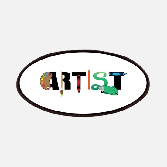 Artist Patches