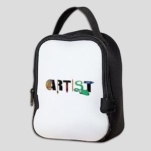 Artist Neoprene Lunch Bag
