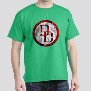 Daredevil Symbols Dark T-Shirt