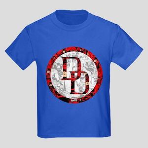 Daredevil Symbols Kids Dark T-Shirt