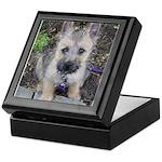 Emma Cairn Terrier 1 Keepsake Box