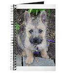 Emma Cairn Terrier 1 Journal