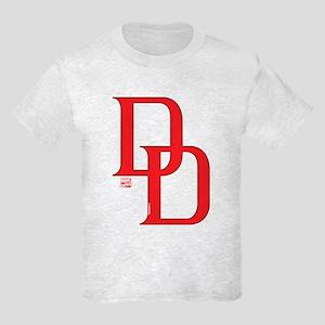 Daredevil Symbols 2 Kids Light T-Shirt
