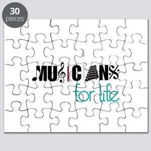 Musicians For Life Puzzle