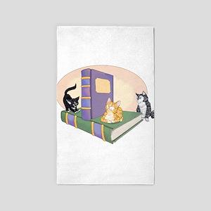 Kittys Tale 3'x5' Area Rug
