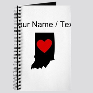 Custom Indiana Heart Journal