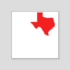 I Heart Texas Sticker