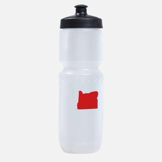 I Heart Oregon Sports Bottle