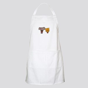Dog and cat Apron