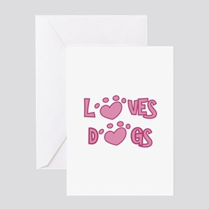 Adopt Animals Greeting Cards