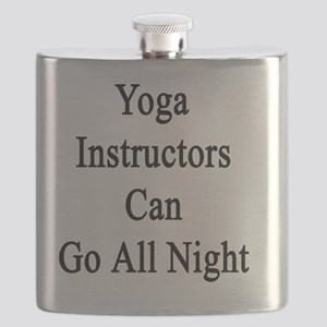 Yoga Instructors Can Go All Night  Flask