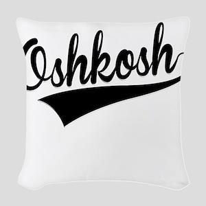 Oshkosh, Retro, Woven Throw Pillow