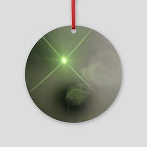 Eclipse Round Ornament