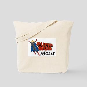 Supermom Molly Tote Bag