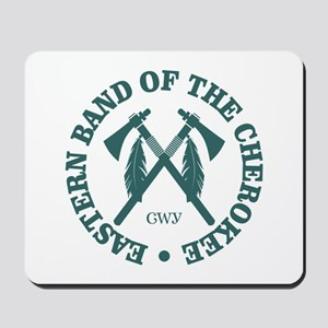 Cherokee (Eastern Band) Mousepad