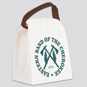 Cherokee (Eastern Band) Canvas Lunch Bag