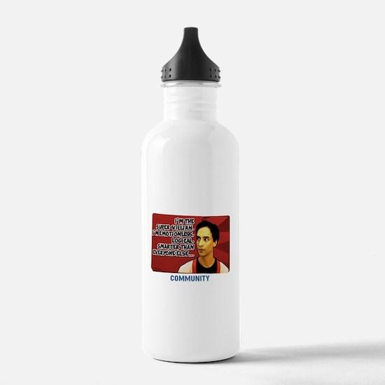 Super Villian Water Bottle