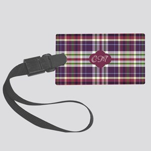 Untitled Large Luggage Tag