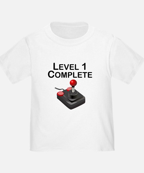Level 1 Complete T-Shirt