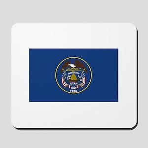 Flag of Utah Mousepad