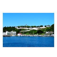 Harborfortview2 Postcards (package Of 8)
