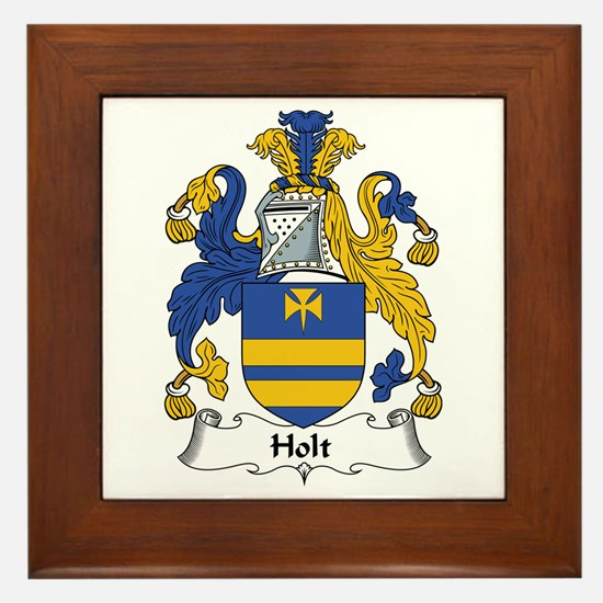 Holt I Framed Tile