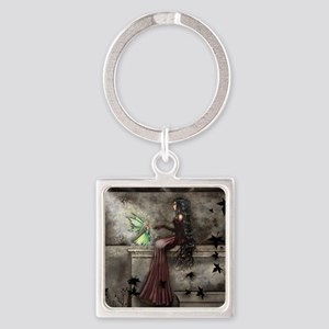 Little Hope Fairy Gothic Fantasy Art Keychains