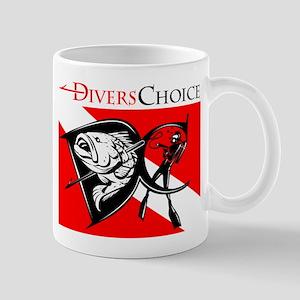 Divers Choice Mugs