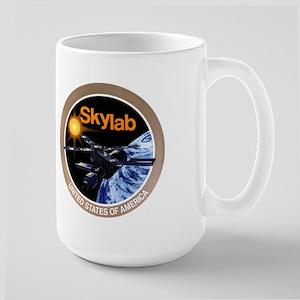 Skylab Program Logo Large Mug