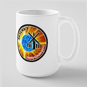 Skylab 1 Mission Patch Large Mug