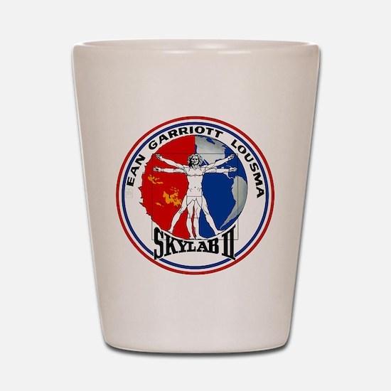 Skylab 2 Shot Glass